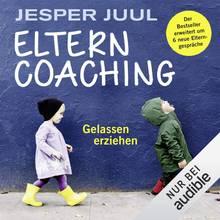 Cover Elterncoaching Jesper Juul