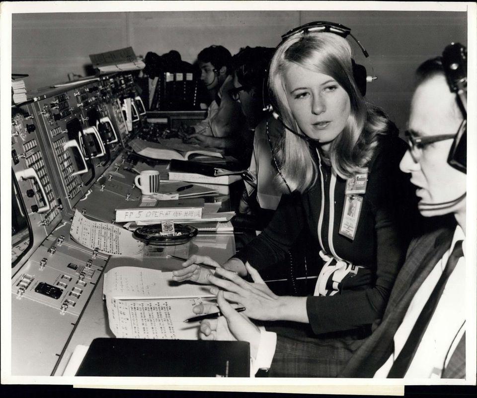 Poppy Northcutt bei der NASA