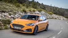 Der Ford Focus ST ist straff abgestimmt