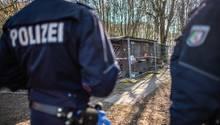 Polizei in Lügde