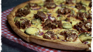 Burger Pizza