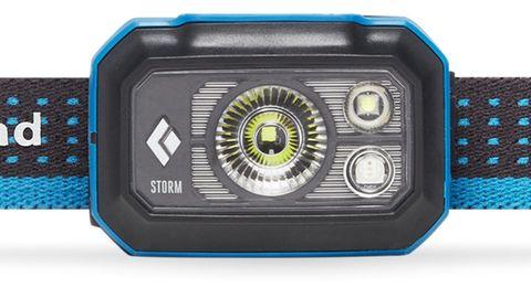 Für die Erleuchtung auf dunklen Wegen sorgt eineStirnlampe: Die neue Storm375 Headlamp von Black Diamond ist eine robuste, wasser- und staubdichte Stirnlampe für den intensiven Gebrauch.