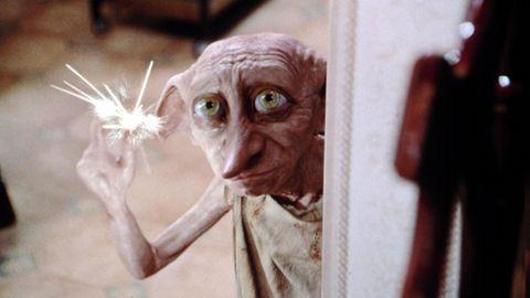 """Dobby in """"Harry Potter und die Kammer des Schreckens"""""""