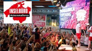 Saisonstart auf Mallorca: eine Show im Bierkonig in El Arenal
