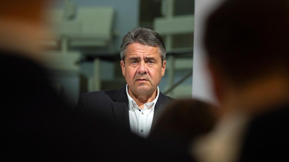 Sigmar Gabriel, Bundestagsabgeordneter undfrüherer SPD-Parteichef