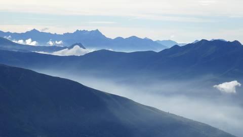 Trekking im Tessin, Teil 2: Monte Lema und Monte Tamaro: Auf dem aussichtsreichsten Höhenweg der Südschweiz