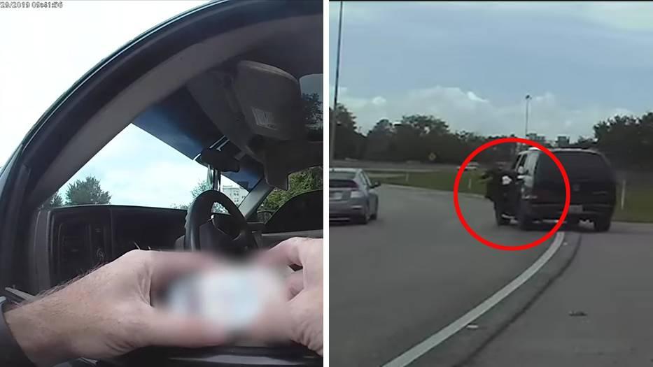 USA Verkehrskontrolle