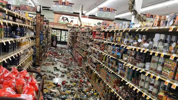 Erdbeben in Kalifornien