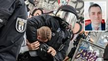 Polizeieinsatz, Tobias Singelnstein
