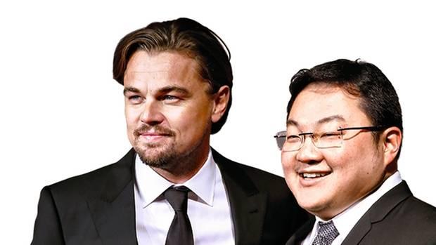 Filmpremiere mit Leonardo DiCaprio: Der malaysische Geschäftsmann feierte mit und bezahlte. Das Geld holte er illegal aus einem Staatsfonds Malaysias.