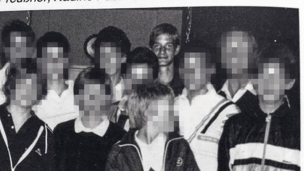 Aufgewachsen ist Tim Leissner in Wolfsburg (Foto: im Tennisverein 1985)