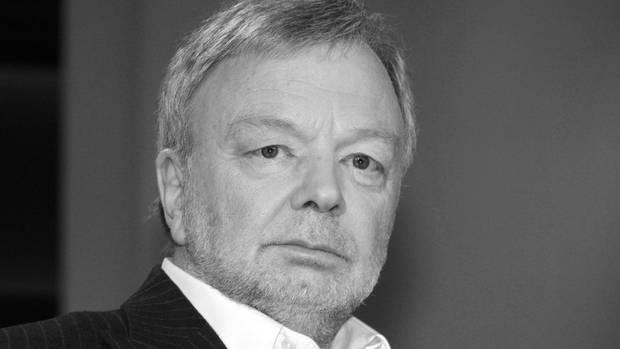 Der frühere stern-Chefredakteur Michael Jürgs