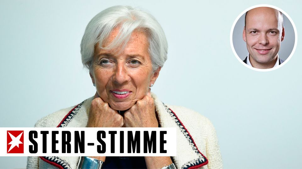 Die ehemalige IWF-Chefin Christine Lagarde