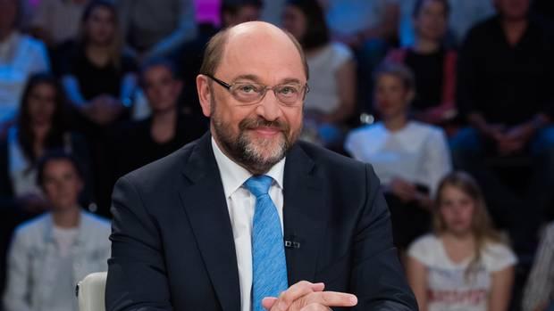 Martin Schulz, früherer SPD-Parteichef