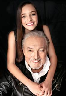 Karel Gott und seine Tochter