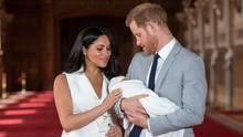Archie, Meghan und Harry bei ihrem ersten öffentlichen Auftritt