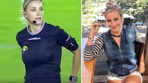 "Brasilien: Schiedsrichterin Fernanda Colombo erhielt ""unmoralisches Sex-Angebot"""