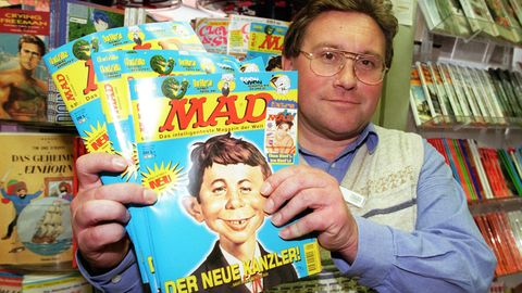 Mad-Magazin 1998