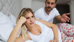 """Manche Frauen sind überzeugt: Wenn """"Sie"""" hart bleibt, wird """"Er"""" nachgeben"""