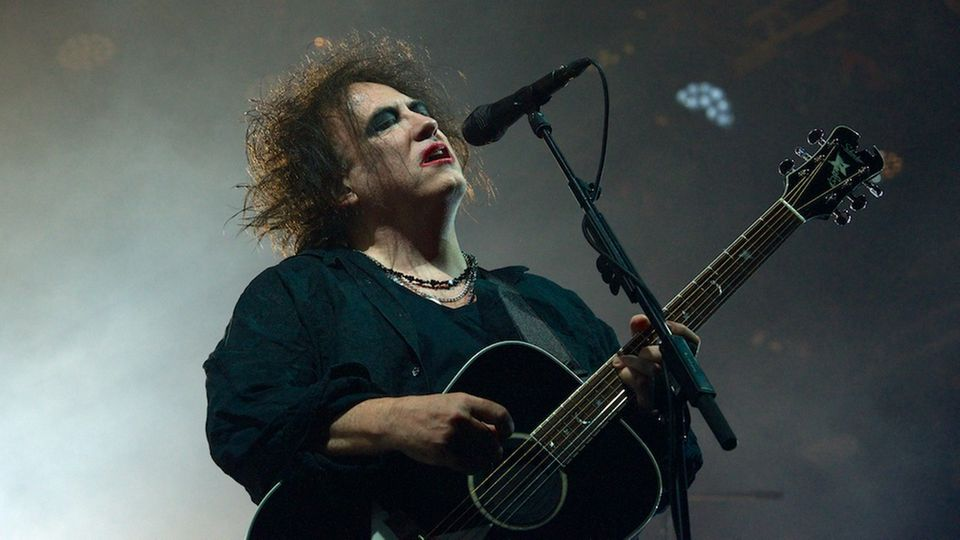 The Cure auf dem Roskilde Festival 2019