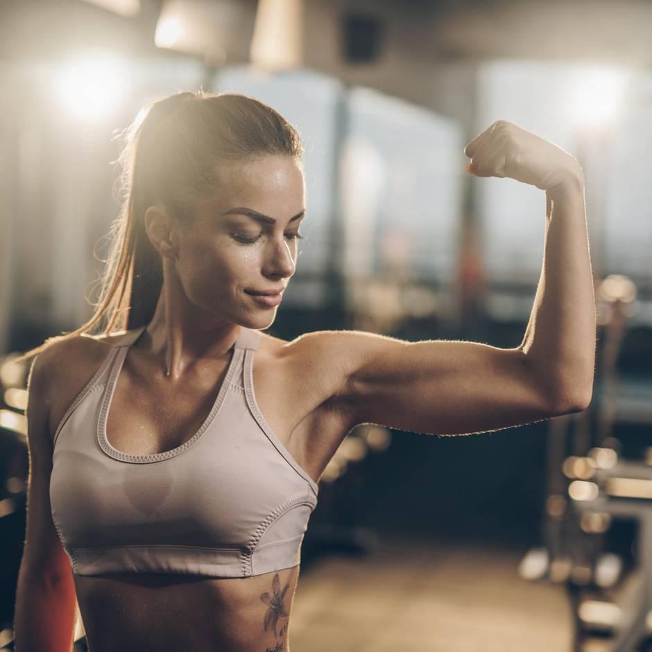Fit und schlank: So sollten wir trainieren, um unser Gewicht langfristig zu halten