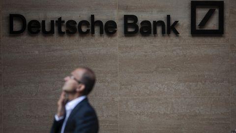 Die Deutsche Bank plant den Radikalumbau