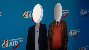 Bei der AfD in NRW setzten sich am Wochenende die radikaleren Kräfte durch