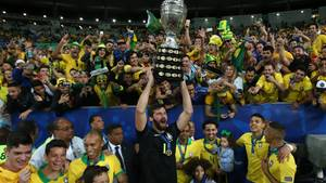 3:1 gegen Peru: Brasilien gewinnt zum neunten Mal die Copa América
