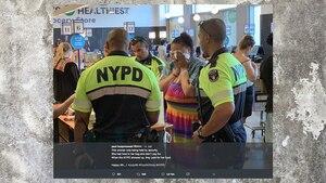 New Yorker Polizisten zahlen für hungrige Ladendiebin