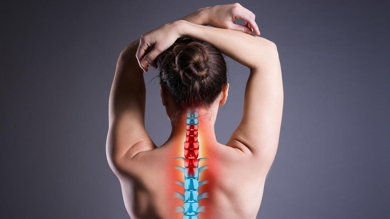 Verklebte Faszien führen zu Rückenbeschwerden