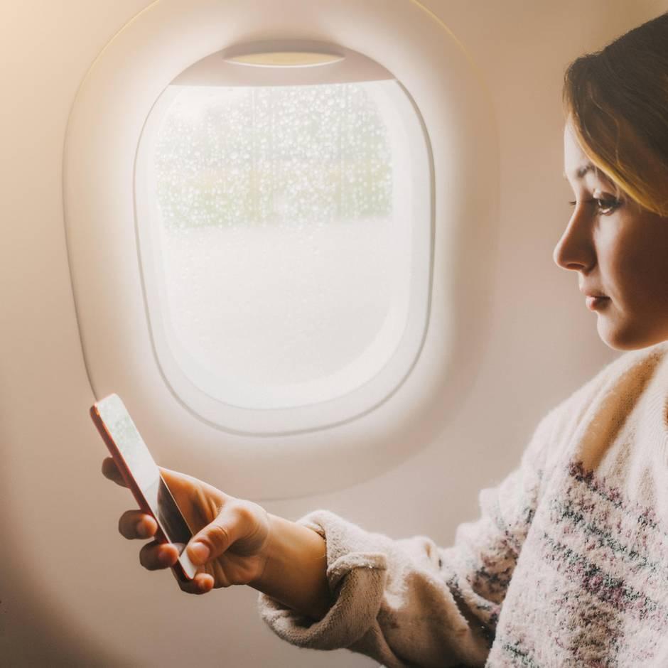 Technikpessimismus: Ständig erreichbar? Warum ich mir Wlan-Zugang im Flugzeug leistete - und es bereute
