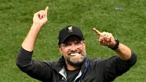 Trainer Jürgen Klopp will nach dem Champions-League-Finale noch mehr Titel mit dem FC Liverpool gewinnen