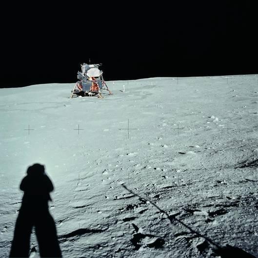 USA: 50 Jahre Mondlandung: Trump empfängt Apollo 11-Astronauten
