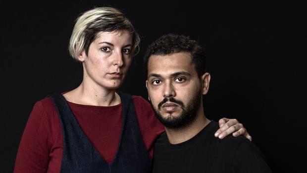 Terrorüberlebende Survivors: Chloé De Bacco und Mehdi Zaidi