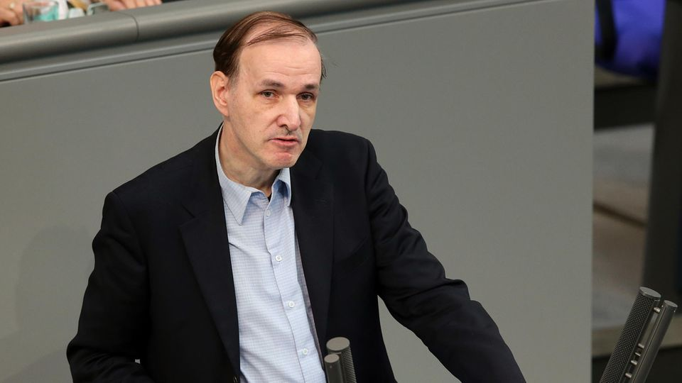 Gottfried Curio ist Sprecher des Arbeitskreises Innenpolitik der AfD-Bundestagsfraktion