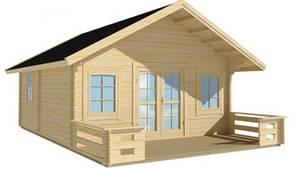 Eine Abbildung eines Tiny House zum Zusammenbauen