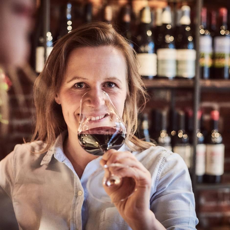 Sommelière Stephanie Döring: Wein ohne Dresscode: Diese Frau nimmt uns die Angst vor Wein