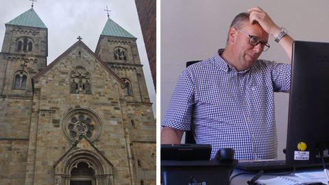 Zölibat zwang Christian Dieker zu Jobwechsel