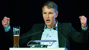 Björn Höcke - AfD-Appell gegen exzessiven Personenkult