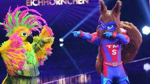 """Rätselraten bei der neuen ProSieben-Show """"The Masked Singer"""""""