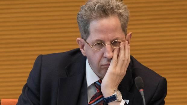 Hans-Georg Maaßen erntet harsche Kritik wegen seines Vergleichs deutscher Medien mit der DDR-Presse