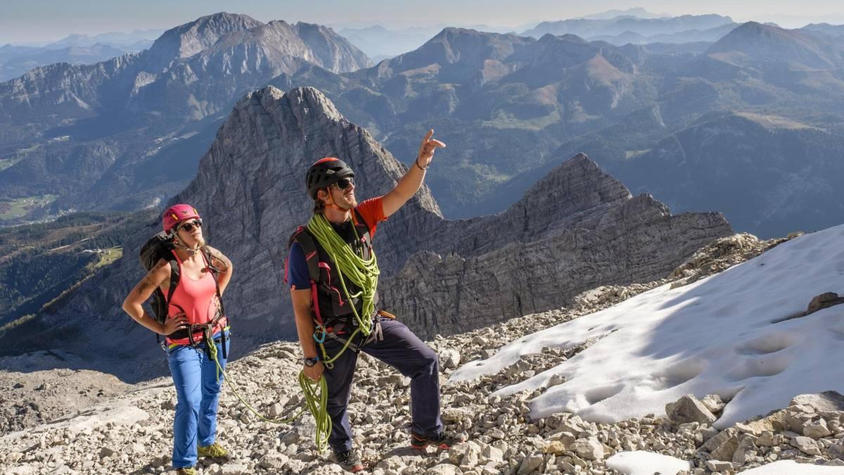 Sechs goldenen Regeln: Tipps vom Profibergsteiger Stefan Glowacz: Wie verhalte ich mich richtig in den Bergen?