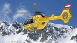 Hubschrauber der Bergwacht