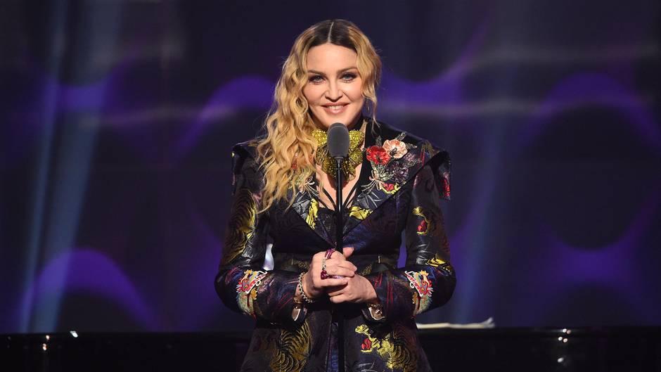 Mit ihrer Musik beeinflusst Madonna seit Jahrzehnten die Popkultur.
