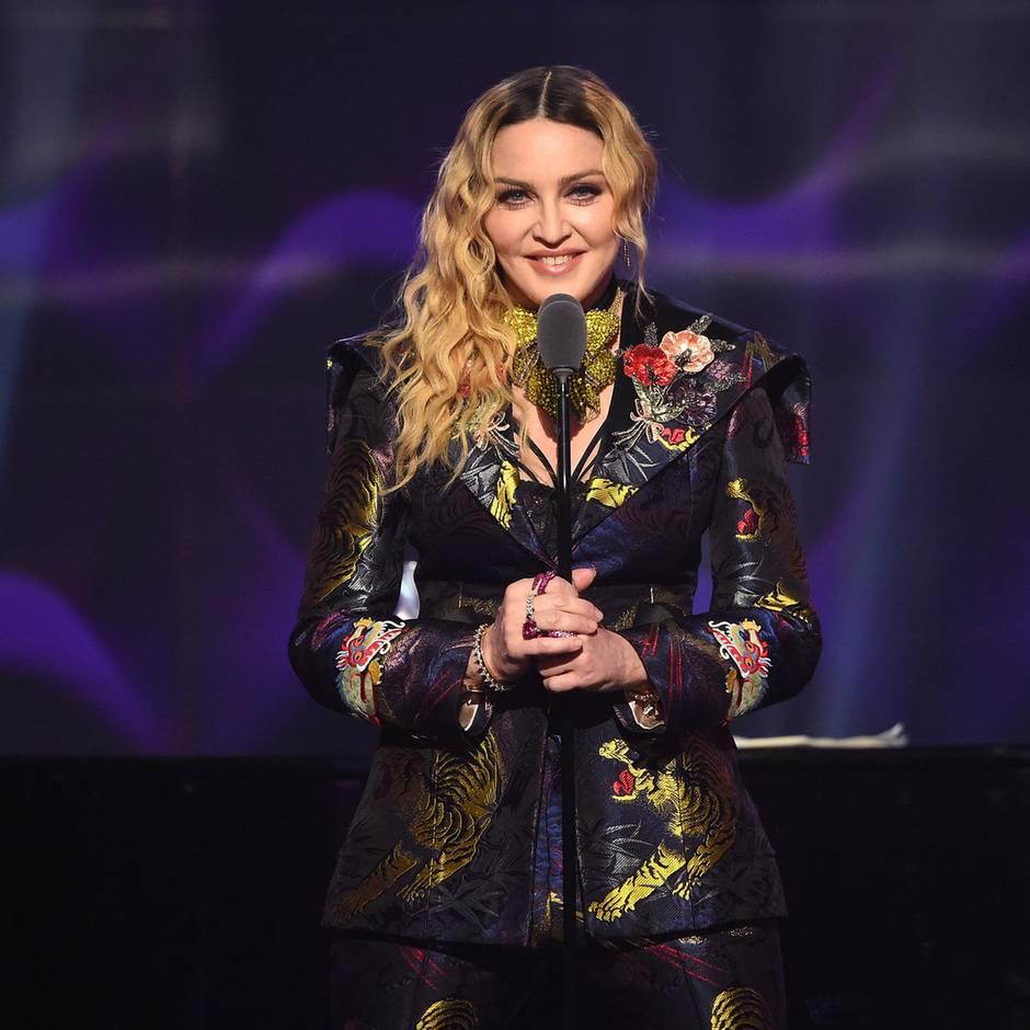 Eine Verteidigung : Madonna zeigt, warum Kunst keine Frage des Alters ist