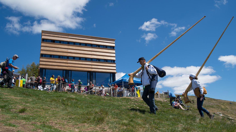 Capanna Monte Bardes Schweizer Alpen Clubs