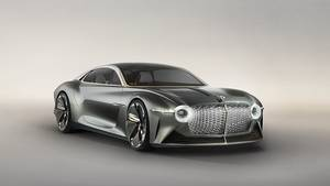 Bentley EXP 100 GT 2019