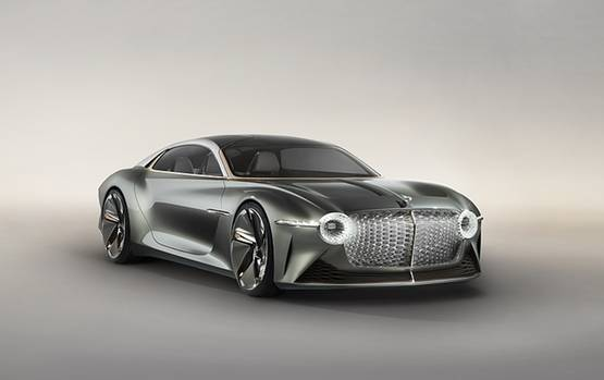 Bentley EXP 100 GT 2019