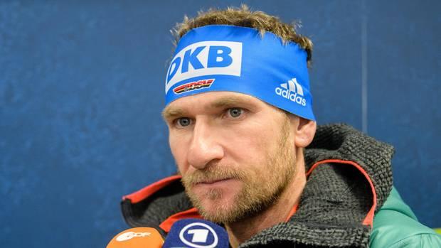 Biathlon-Trainer Andreas Stitzl