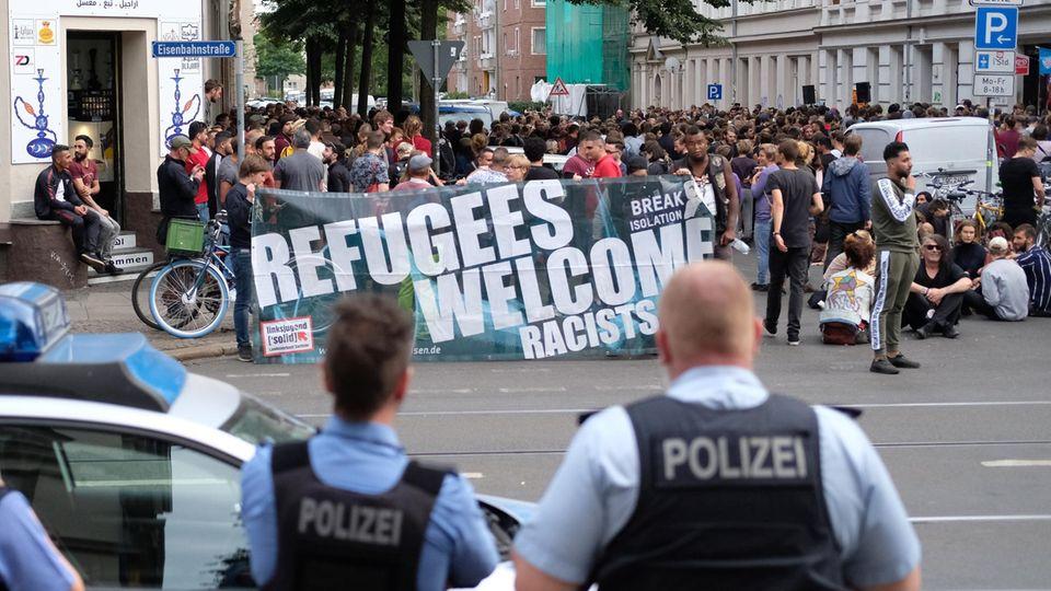 nachrichten deutschland - abschiebung leipzig